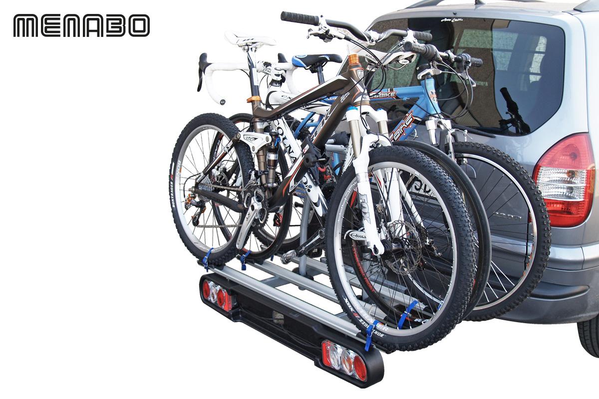 Yakima aansluiting fiets rack