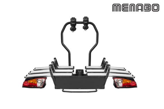 Menabo Antares Plus Fietsendrager voor op de trekhaak