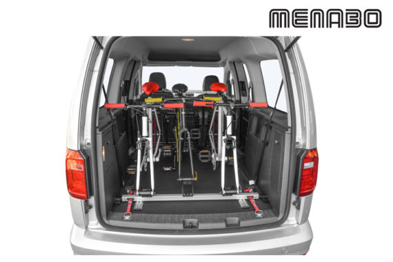 Menabo Pro Tour Achterbak fietsendrager